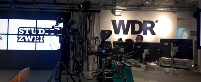 Das Berufskolleg Jülich zu Gast beim WDR Aachen