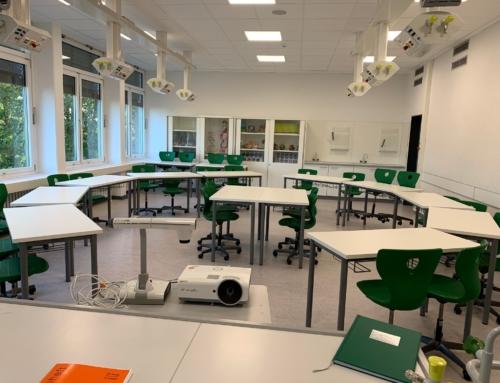 """Landesprogramm """"Gute Schule 2020"""" – für das BK Jülich ein voller Erfolg"""